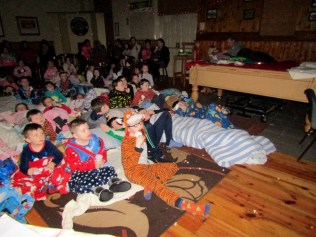Movie Night Fundraiser, Nov '16