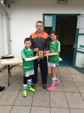 2016/17 ,Transition Cup - Shield Winners