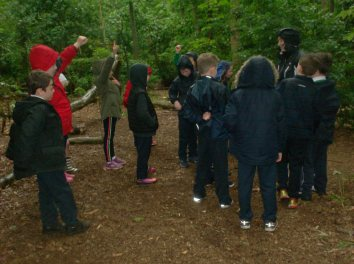 2016/17, P3 & P4 - Trip to Oxford Island
