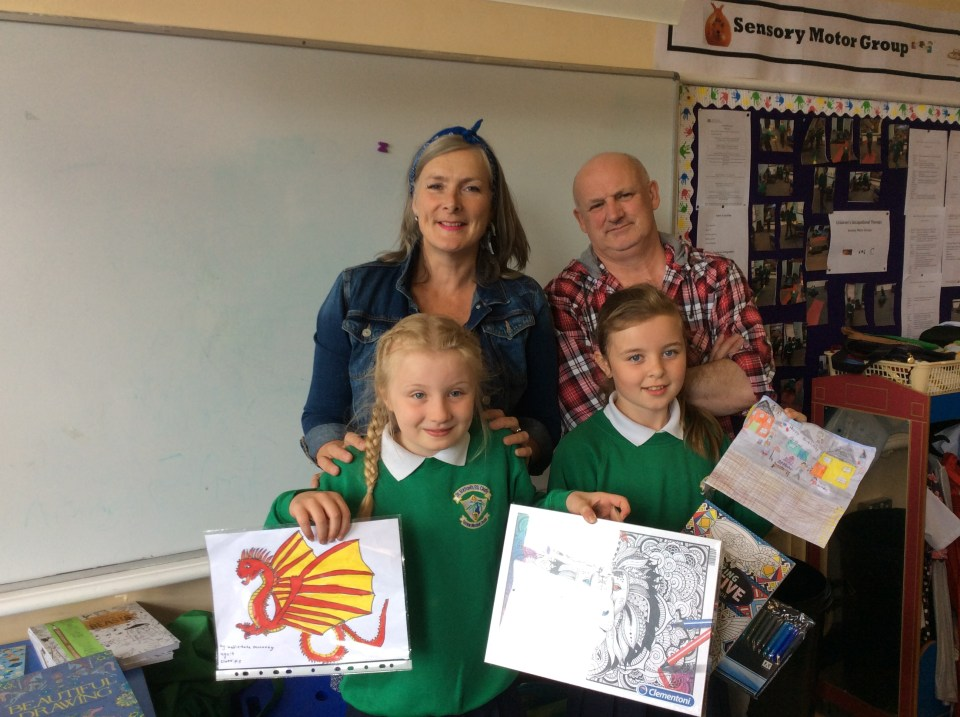 2016/17, Art Competition Winners