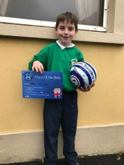 2017/18, Burns Soccer School - Player of the Week, 10th Oct '17
