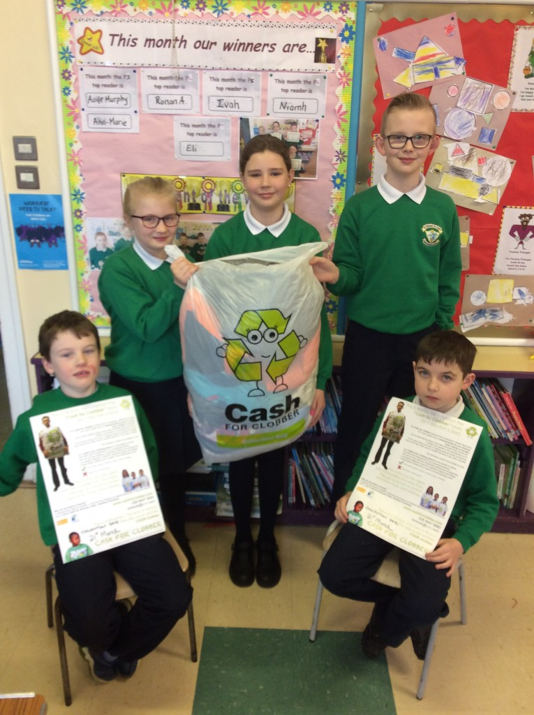 2017/18, Cash for Clobber Appeal by School Council.