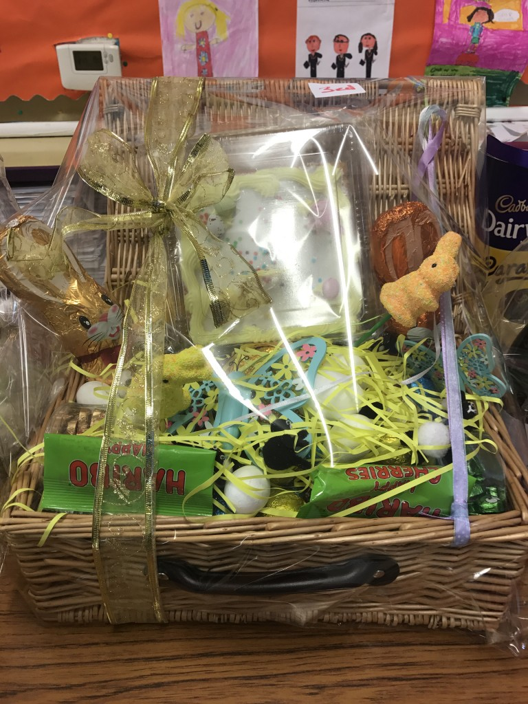 2017/18, Easter Raffle Prizes