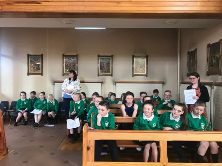 ✝️ First Holy Communion Celebration - 19th May 2018