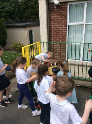 2017/18, Eco Council at Work