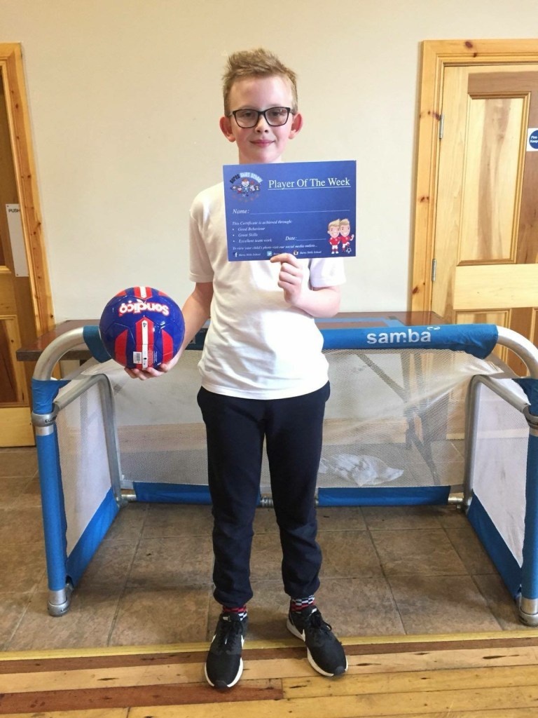 ⚽️ Burns Skills School - Players of the Week, 9th May