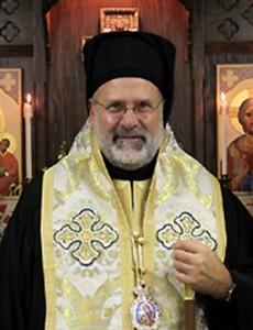 The Right Reverend Bishop JOHN (Abdalah)