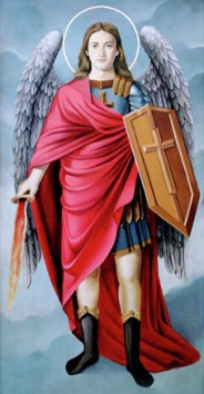 The Commemoration of the Honored Archangel Michael | Saint Mina