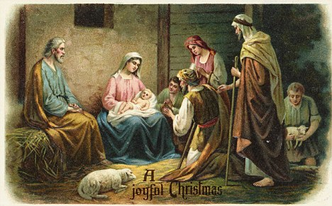 What Is The True Meaning Of Christmas St Mary Amp St