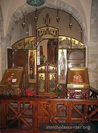 St Nicholas Center Ecumenical Saint