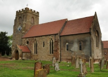 St Nicholas' Church Radford Semele Restored