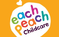 Logo design and branding for Each Peach Childcare