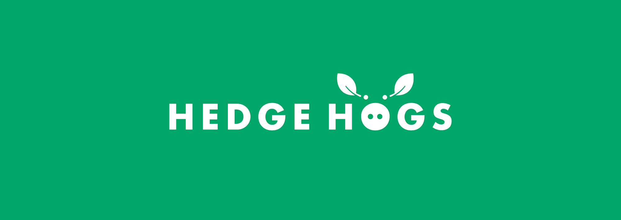 Hedge Hogs logo design