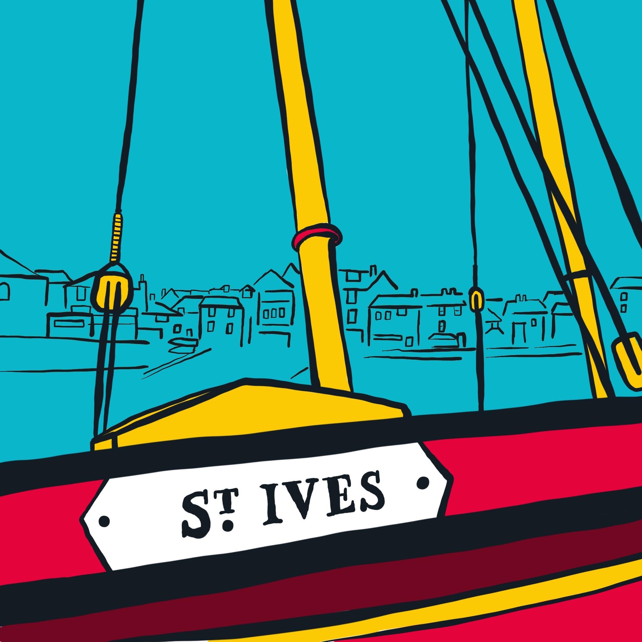 St Ives illustrations