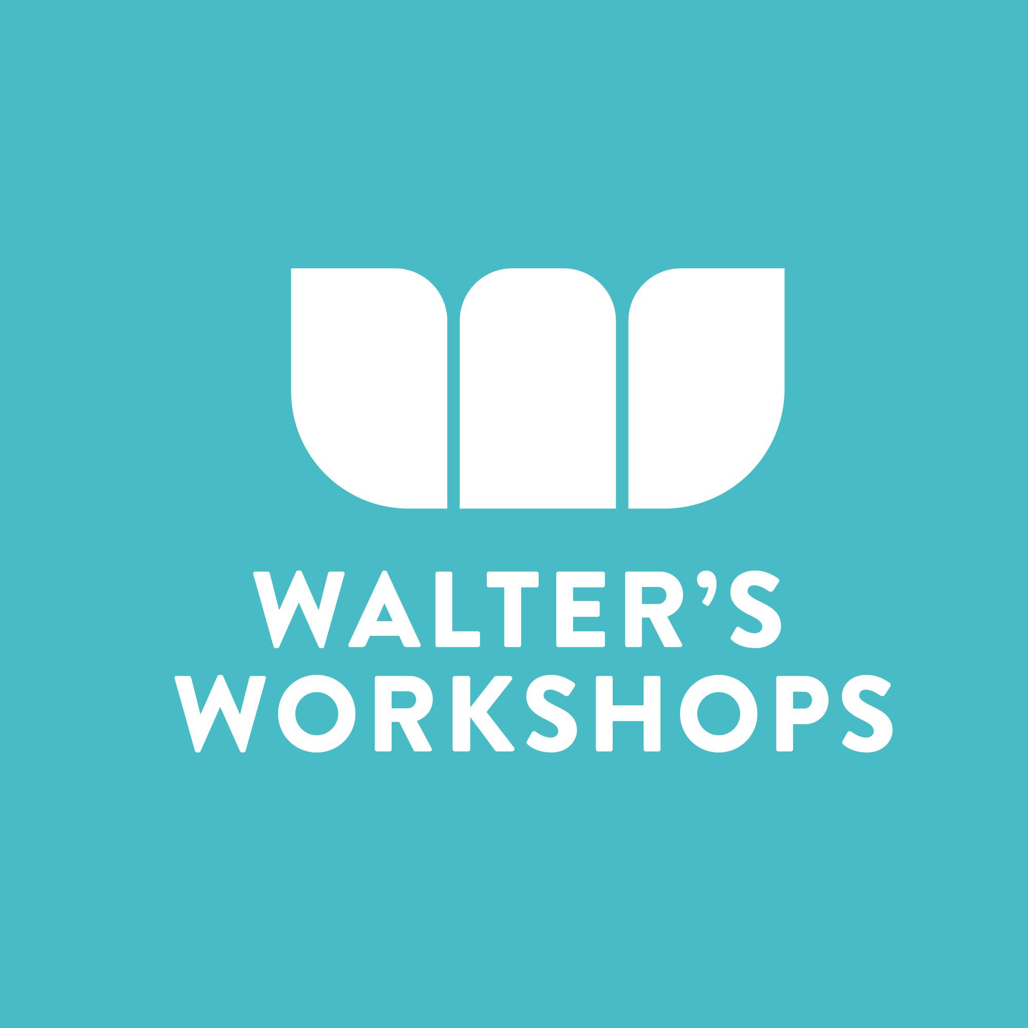 Logo design for Walter's Workshops