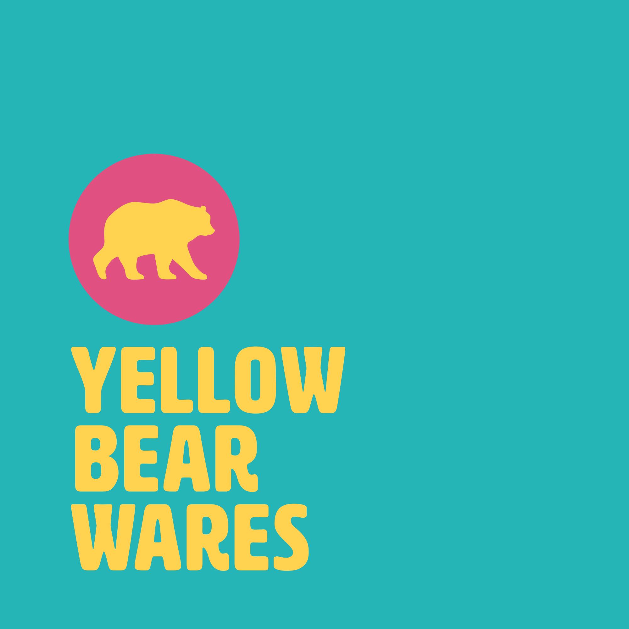 Logo design for Yellow Bear Wares