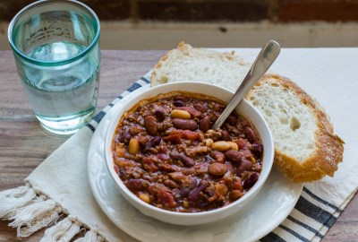 Chili for a Cold Day