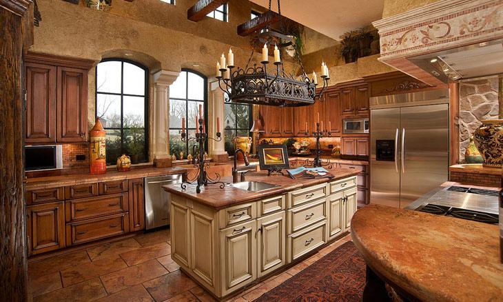 7 tips for designing a mediterranean kitchen on beautiful kitchen pictures ideas houzz id=55133