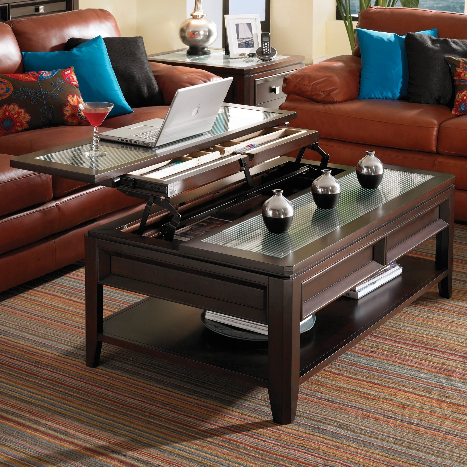 There S Something New Brewing In The World Of Decorating Coffee Tables