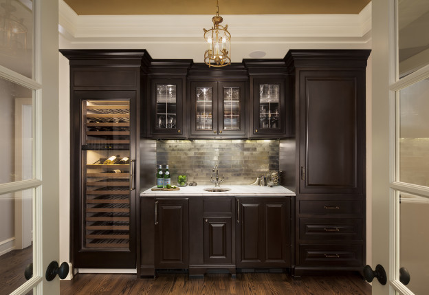 The Entertainer's Guide To Designing The Perfect Wet Bar on Small Wet Bar In Basement  id=33550