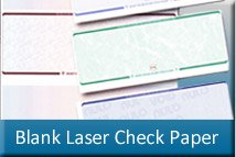 Blank Check Paper - Laser Check Paper for Sale