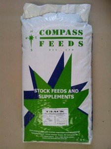 Compass Feeds Track Mix - 25kg