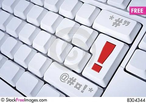 Free Keyboard Stock Images - 8304344
