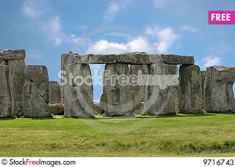 Free Stonehenge Stock Photos - 9716743