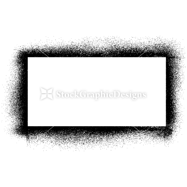 Spray Paint Frames Vector Pack | Vector & Photoshop Brushes | Stock ...
