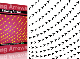 vector_and_brush_flowing_shapes_arrow_