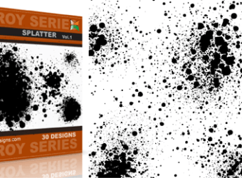 vector_and_brush_splatter_vol_1