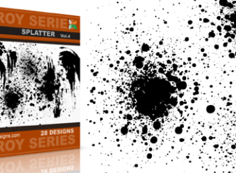 vector_and_brush_splatter_vol_4