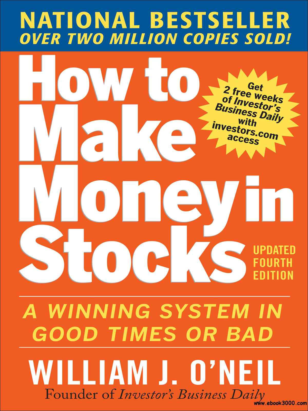 How to Make Money in Stocks (Book Review) | Stock Ideas