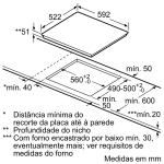 PLACA BOSCH PVS651FC5E 6