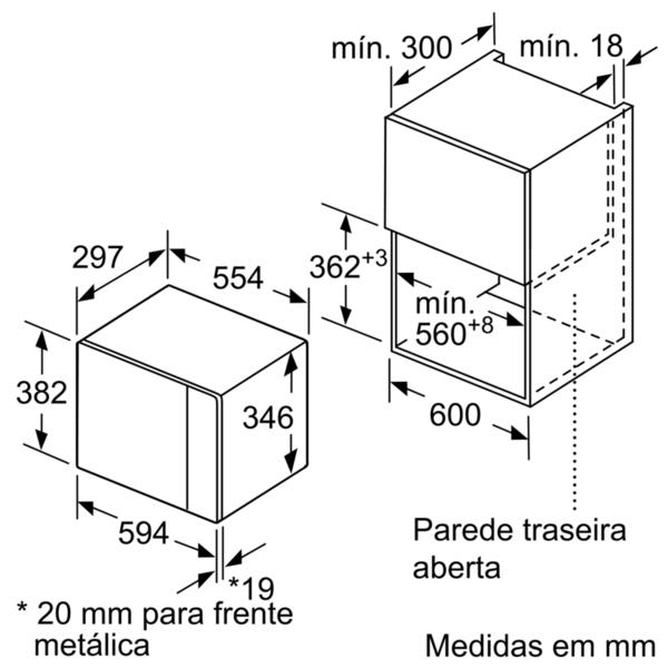 MICRO ONDAS BALAY 3CP5002N0 5