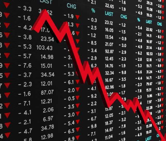 A Stock Market Crash Could Be Caused By A Black Swan Event