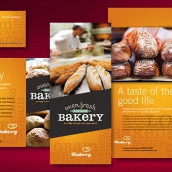 Pastry Cake Shop Marketing Designs StockLayouts Blog - Bakery brochure template