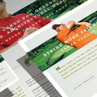 Golf Resort Marketing Materials | StockLayouts Blog