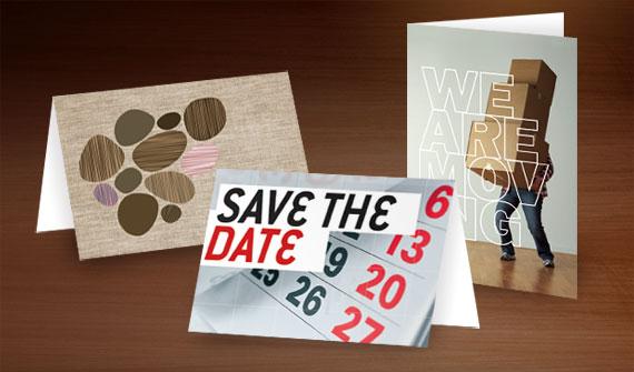 Announcement & Invitation Card Designs