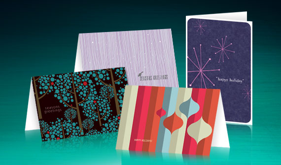 Holiday & Christmas Greeting Card Designs