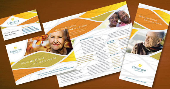 Business Marketing Templates – Assisted Living Facility