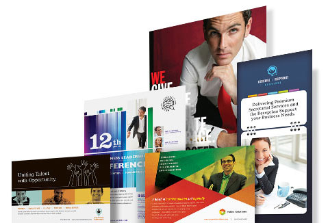 Graphic Design Templates - Business Marketing Materials