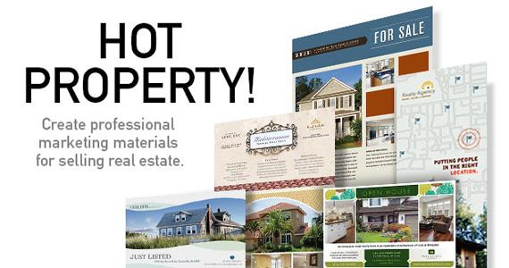 Real Estate Marketing Templates