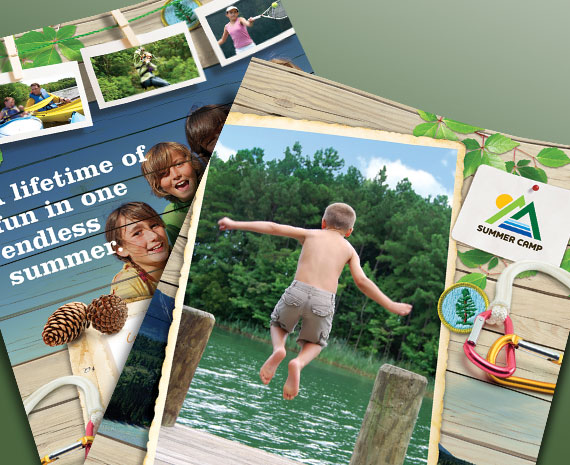 Kid's Summer Camp – Design Templates
