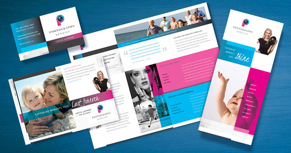 Photography Flyer Template ~ Flyer Templates ~ Creative Market |Photography Business Flyer Ideas