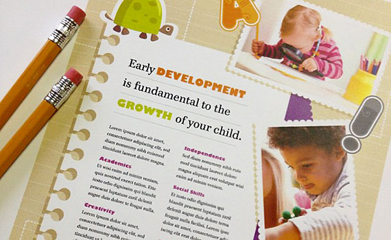 Preschool & Kindergarten Marketing Ideas