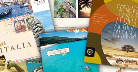 Creative Travel Brochures   Marketing Ideas   StockLayouts Blog Travel   Tourism Brochure Template Designs