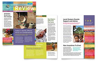 For a seminar or conference to be successful, a number of audience or visitor must be present to make it a successful event. Newsletter Templates Indesign Word Publisher Pages