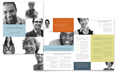 Private Bank Marketing Materials