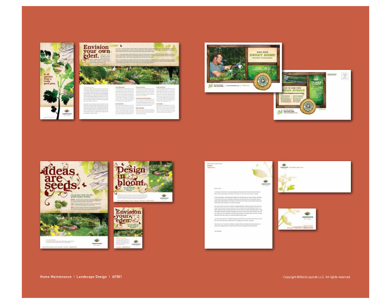 350+ Page Free Graphic Design Resource: StockLayouts PDF ...